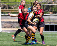 2015 Lower Vancouver Island Girls Rugby