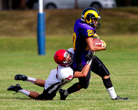 2012 Mt. Doug Rams Football