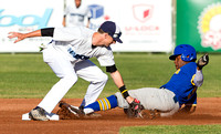 Victoria HarbourCats vs Kitsap BlueJackets, June 9, 2015