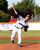 Victoria HarbourCats vs Wenatchee AppleSox, June 27, 2015