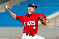 Victoria HarbourCats vs Kitsap BlueJackets, July 7, 2015