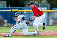 Victoria HarbourCats vs Bellingham Bells, July 16, 2015
