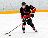 2012-2013 Saanich Braves Junior B Hockey club