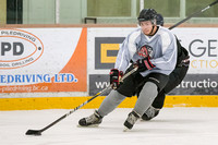Saanich Braves Intra-Squad Game, August 25, 2014