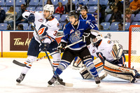Victoria Royals vs Kamloops Blazers, Oct. 3, 2015
