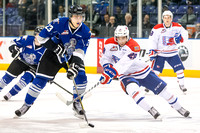 Victoria Royals vs Spokane Chiefs, Oct. 6, 2015
