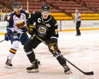 Victoria Grizzlies vs Vernon Vipers, Sep. 20, 2014