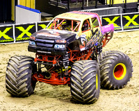 2016 Monster X Truck Destruction Tour