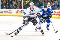 Victoria Royals vs. Kelowna Rockets, Nov. 28, 2015