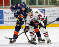 Saanich Braves vs Kerry Park Islanders, Sep. 19, 2014