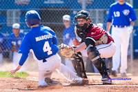 Premier Eagles vs North Delta Blue Jays, April 30, 2016