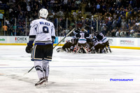 Victoria Royals vs Kelowna Rockets, Playoffs April 19, 2016