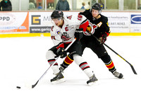 Saanich Braves vs Victoria Cougars, Sept. 13, 2013