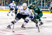 Victoria Royals vs Everett Silvertips, March 28, 2017