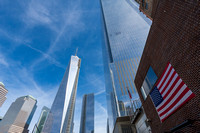 9/11 Memorial and One World Trade Tower, New York City