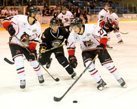 Victoria Grizzlies vs Alberni Valley Bulldogs, Nov. 1, 2014