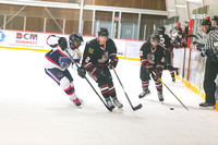 2014-2015 Saanich Braves Junior B Hockey Club