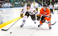 Victoria Grizzlies vs Nanaimo Clippers, Oct. 11, 2014