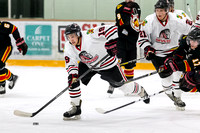 Saanich Braves vs Victoria Cougars, Nov. 5, 2014