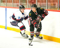 Saanich Braves vs Peninsula Panthers, Oct. 31, 2014
