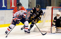 Victoria Grizzlies vs Nanaimo Clippers, Sep. 27, 2014