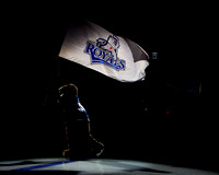 Victoria Royals vs Vancouver Giants, Sept. 24, 2011 - Home Opener