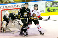 Victoria Grizzlies vs Alberni Valley Bulldogs, Feb. 3, 2015