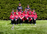 U10 Mites Fastball Red Beards