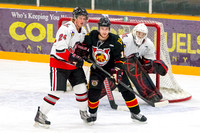 Saanich Braves vs Victoria Cougars, Oct. 10, 2013