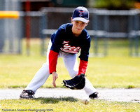 2010 Greater Victoria Baseball Association All-Star Action