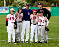2010 Victoria Seals Baseball Club - Golden Baseball League