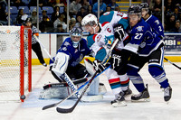 Victoria Royals vs Kelowna Rockets, Oct. 14, 2011