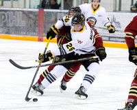 Victoria Grizzlies vs West Kelowna Warriors, Nov. 15, 2014