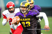 JV Rams vs St. Thomas More Knights, Nov. 16, 2016 - Playoffs
