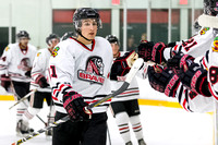 Saanich Braves vs Oceanside Generals, Oct. 8, 2014