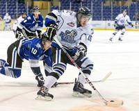 Victoria Royals 2014 Intra-Squad Game, Aug. 27, 2014