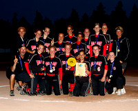 White Rock Renegades '96 - GOLD MEDAL
