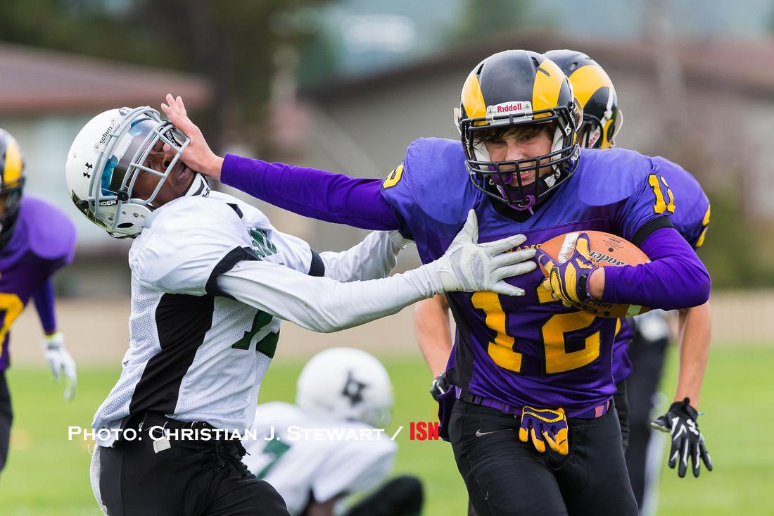 2015 Mt. Doug Rams Football