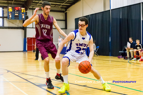2015-2016 Lower Vancouver Island High School Basketball