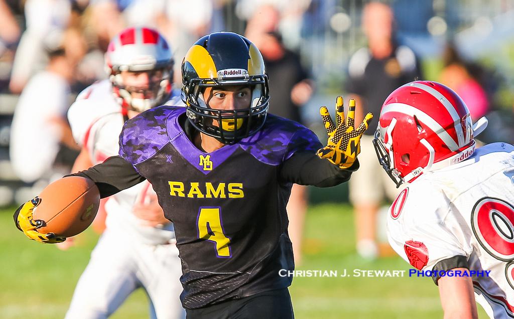 2016 Mt. Doug Rams Football