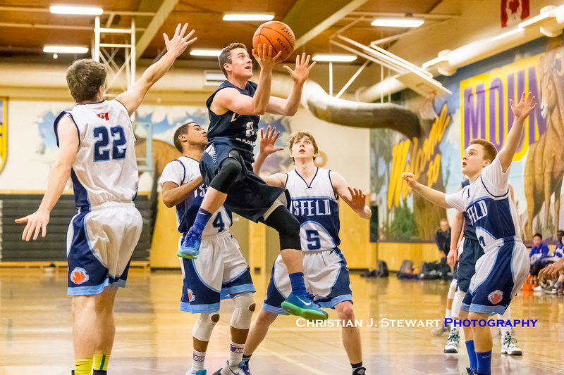 2016 Lower Vancouver Island High School Basketball