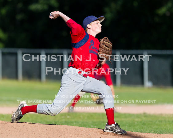 2014 Greater Victoria Baseball Association