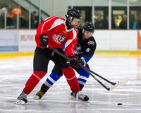 Saanich Braves vs Westshore Wolves, Exhibition, Aug. 29, 2014