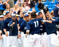Victoria HarbourCats vs Wenatchee AppleSox, June 28, 2015