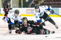 Saanich Braves vs Westshore Wolves, Sep. 10, 2014