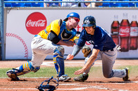 Victoria HarbourCats vs Kitsap BlueJackets, June 11, 2015