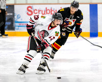 Saanich Braves vs Victoria Cougars, Oct. 3, 2014