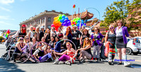 Pride Parade, July 10, 2016