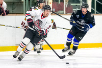 Saanich Braves vs Westshore Wolves, Oct. 10, 2014
