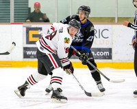 Saanich Braves vs Westshore Wolves, Sep. 12, 2014